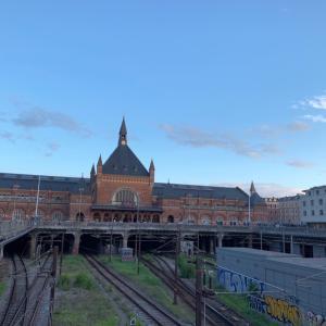 【観光】コペンハーゲン街歩き