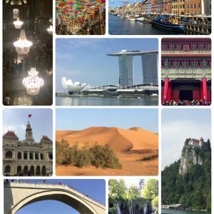 海外旅行再開を夢見て