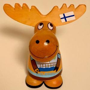 北欧のミニオブジェ