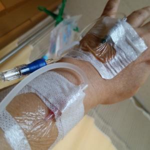 突然ですが、入院してます。。。