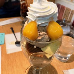 サンローゼで昭和でステキなパフェを食べてきました。