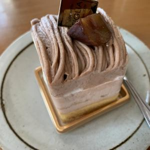 パティスリーフィリアのケーキ。