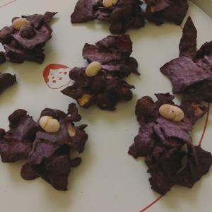 げんこつ芋皮チョコレイト