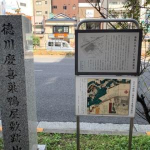 徳川慶喜 巣鴨屋敷跡