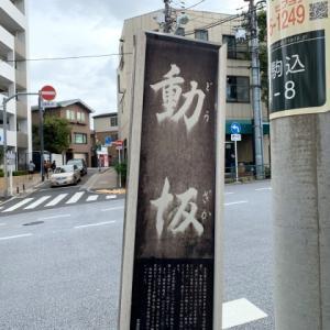 動坂 * 東京都文京区本駒込~千駄木
