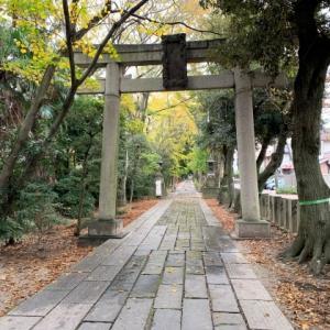 久伊豆神社 * 参道~拝殿