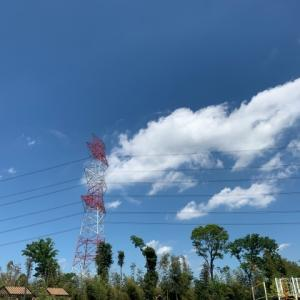 送電線のある風景 28