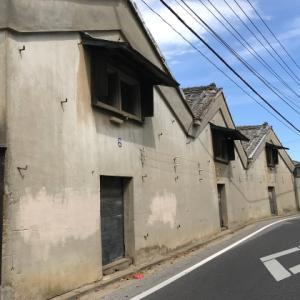 佐原の古い町並み 5 * 与倉屋大土蔵