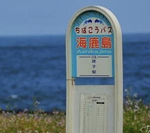 難読・珍地名(千葉県編)13* 海鹿島