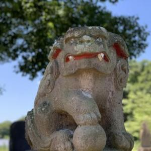 狛犬 6 * 天満神社