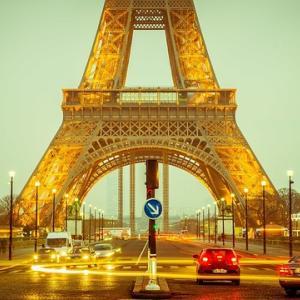 2度目のパリ旅行【2005秋】はじめます。