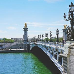 初めてのパリ旅行3