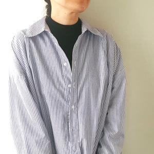 秋のシャツスタイルと気になるシャツの話。