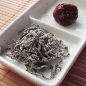 浄血、解毒、殺菌  日本人に古くから親しまれている食べ物