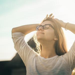 痛みや炎症を抑えるには交感神経過剰な状態から抜け出ることが大切