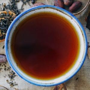 ネギとニンニクでつくるお茶