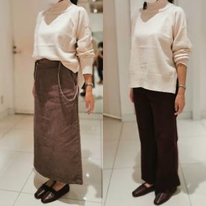 「私に似合う服がこんなに沢山あることに驚きました」~同行ショッピング~
