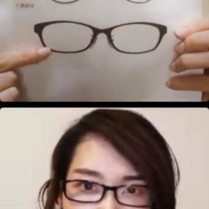 「似合うメガネの選び方」インスタライブしました♪