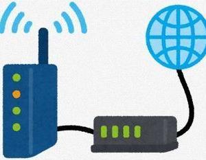 ADSLから光回線(光コラボ)へ切り替え
