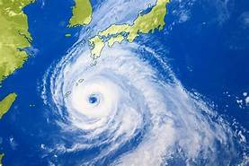台風のためお休みします☆」
