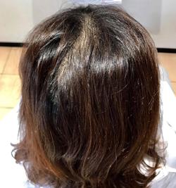 育毛ヘッドスパ☆効果的に髪を育てたい