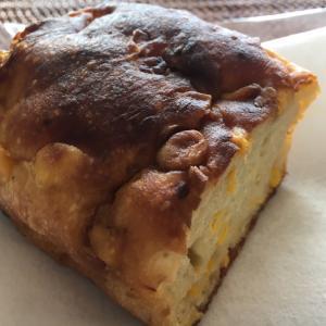ベーカリーカフェのパン