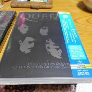 クィーン 輝ける日々 DVD