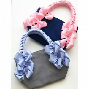 MAIKO Bag ・Dress Up Bag・フリルハート・モザイクハートバッグ・Мドロースト
