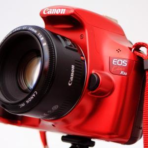 Canon EOS Kiss X50 こだわりスナップキット