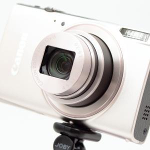 Canon IXY650 レビュー