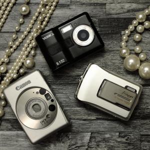 ジャンクカメラ3点セット購入