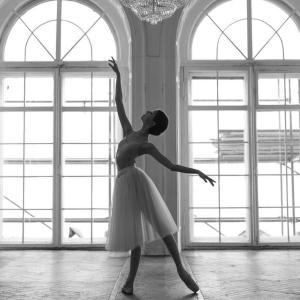 ★バレエの立ち方〜まっすぐ立つだけで美しくなります★