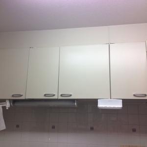 キッチンのサイズを測る