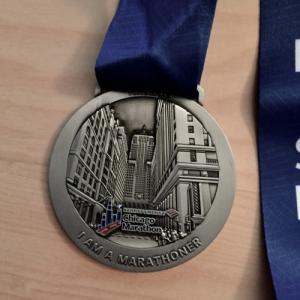 4年ぶりで自己ベストが出た2019年シカゴマラソン
