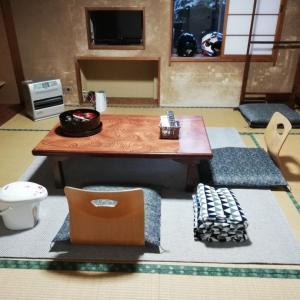 福島県 飯坂温泉 入舟 お部屋とお風呂編。