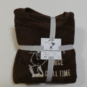 ユニクロでスヌーピーのパジャマを買う。