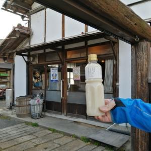 福島県 大滝宿の天然洞窟水 湧き水巡り。