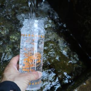 福島県 白河市 中島の清水 湧き水巡り。