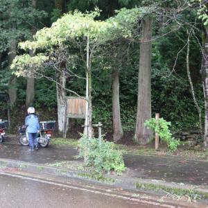 新潟県 三条市 黄金清水から雲母温泉へ。