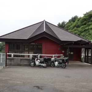 新潟県 関川村 大石ダム。
