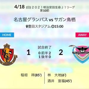 盾盾対決で本当に大きな勝ち点3得た! アウェイ名古屋戦レビュー