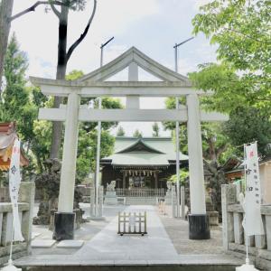 お三の宮日枝神社 / 神奈川県横浜市