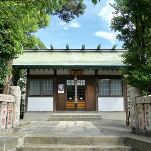 吾妻神社 / 神奈川県横浜市