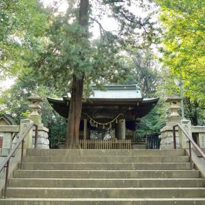 碑文谷八幡宮 / 東京都目黒区