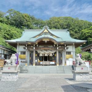 本牧神社 / 神奈川県横浜市