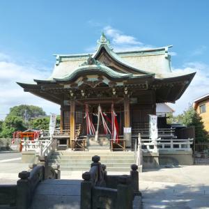 大森貴舩神社 / 東京都大田区