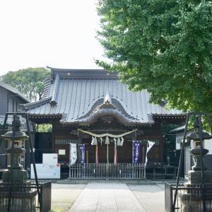 大師稲荷神社 / 神奈川県川崎市