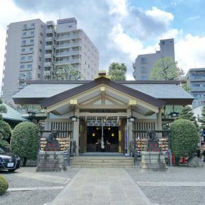 天祖・諏訪神社 / 東京都品川区