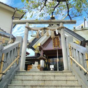 元三島神社 / 東京都台東区