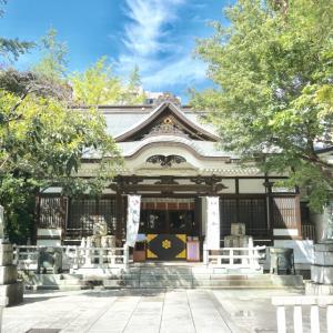 鳥越神社 / 東京都台東区